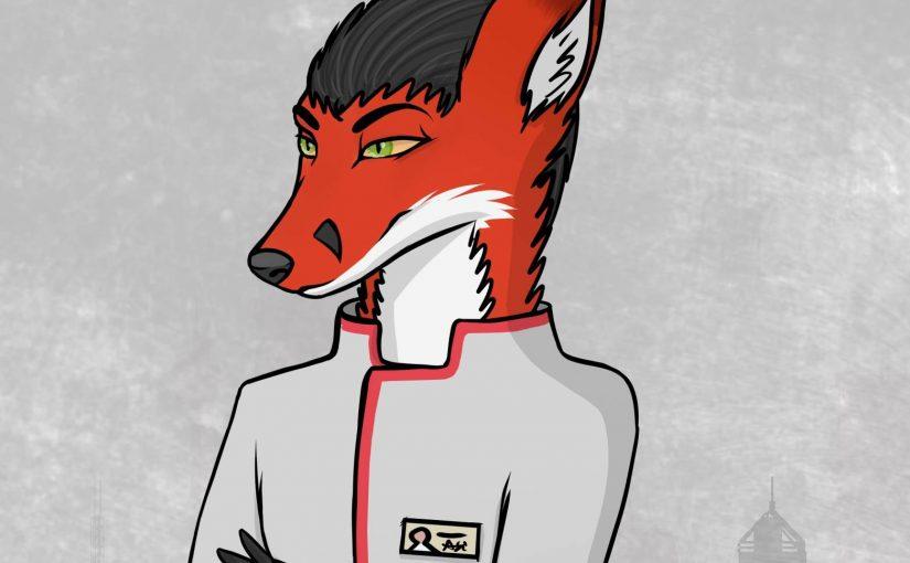 Furry Fox mini